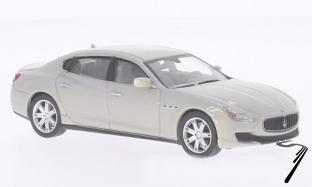 Maserati Quattroporte GTS gris métallisé GTS gris métallisé 1/43