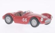 Maserati A6GCS #66 Targa Florio  1/43