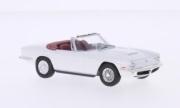 Maserati Mistral convertible white convertible white 1/43