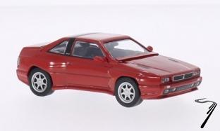 Maserati Shamal rouge Shamal rouge 1/43