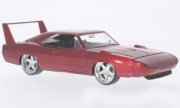 Dodge Charger Daytona red Fast & Furious 7 Daytona red Fast & Furious 7 1/24
