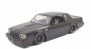 Buick Grand National noir  Grand National noir - Furious 7 1/18