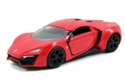 Lykan Hypersport rouge - Furious 7 Hypersport rouge - Furious 7 1/24