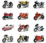 Ducati Pack de 24 motos historiques  1/32