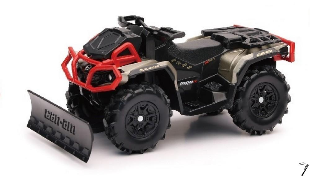 Can-am AM Outlander X MR 1000 R Chasse-neige  1/20