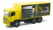 Scania . 124/400 conteneur 1/32