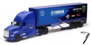 Kenworth T700 Team Yamaha Factory Racing Team Yamaha Factory Racing 1/32