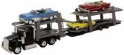 Kenworth . transport de véhicule + Chevrolet + Cadillac Eldorado + Buick century 1/43