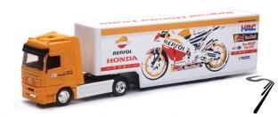Mercedes Actros team Repsol Honda moto GP Repsol Honda team 1/43