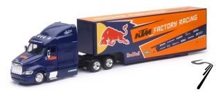 Peterbilt 387 Team KTM Red Bull Team KTM Red Bull 1/43