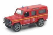 Land Rover . 110 Sapeurs Pompiers - 16.70 cm autre