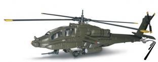 Divers . Apache AH-64 1/55