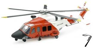 Agusta . Westland AW139 Garde Cotes 1/48