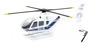 Eurocopter . EC135 SAMU 1/43