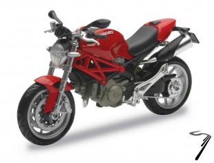 Ducati Monster 1100 Couleurs Variables  1/12