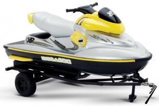 Can-am Sea Doo  Jet ski XP  1/12