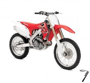 Honda CRF 450   1/6