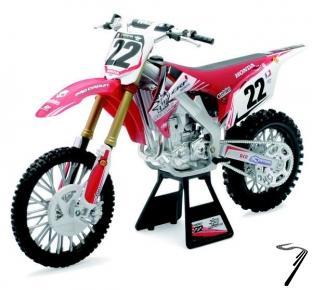 Honda CRF 450 R #22  1/6