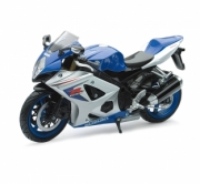 Suzuki GSX-R1000 couleurs variables  1/12