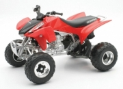 Honda TRX 450R couleurs variables  1/12