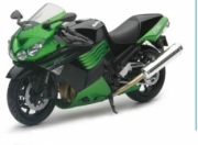 Kawasaki ZX-14 couleurs variables  1/12