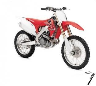 Honda CRF 450 R  1/12