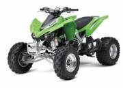 Kawasaki KFX 450 R green  1/12