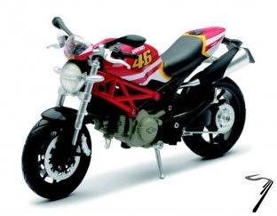 Ducati Monster 796 #46  1/12