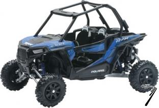 Divers Polaris RZR XP 1000 (couleurs variables)  1/18