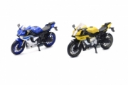 Yamaha YZF R1 couleurs variables  1/12