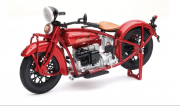 Indian Scout Four Burgundy  1/12