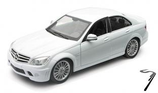 Mercedes . benz AMG couleurs variables 1/24