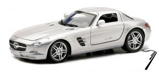 Mercedes . AMG couleurs variables 1/24