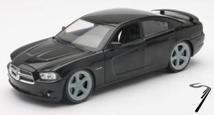 Dodge . couleurs variables 1/24
