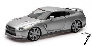 Nissan GTR couleurs variables couleurs variables 1/24