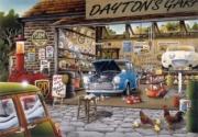 Divers . Daytona garage - Puzzle 500 pcs autre