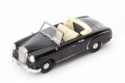 Mercedes . Cabriolet A Prototype - noir - Allemagne 1/43