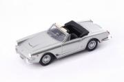 Maserati . GT Special Spyder Vignale argent - Italie 1/43