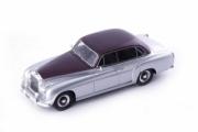 Rolls Royce . Dawn Ghia argent - Grande Bretagne 1/43
