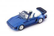 Porsche 911 SE Flatnose cabriolet bleu - Allemagne SE Flatnose cabriolet bleu - Allemagne 1/43