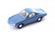 Renault . Coupé Ghia Bleu - France 1/43