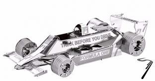 Divers Formule 1 historique  - kit en métal à monter  autre