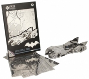 Divers . Batmobile - kit en métal à monter sans colle 25 cm autre