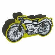 Divers Moto Pot à crayons kit en bois éco certifié - 12 x 20 x 5 cm  autre